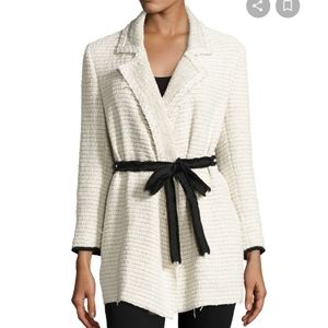 Theory Clairene R. Carson Tweed Jacket S